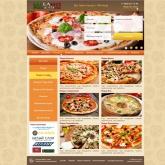 Сайт для Пиццерии Милано